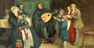 luther-withfamily