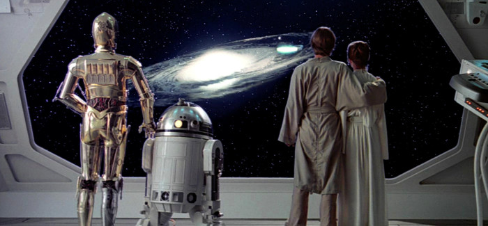 Stepping Back: The Key to Star Wars