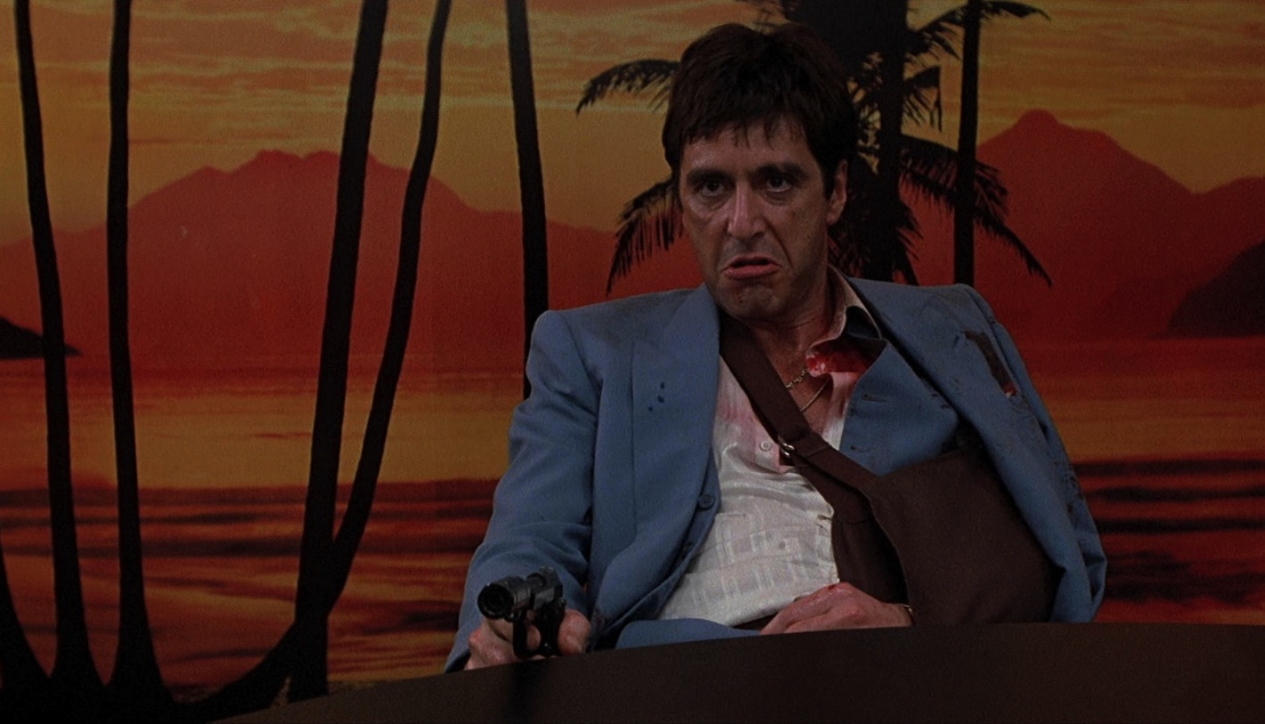scarface 1983 articles essays The gangster in the devil finds work as a template for reading the parisian banlieues  emerged in recent testimonial essays,  in the film scarface as.