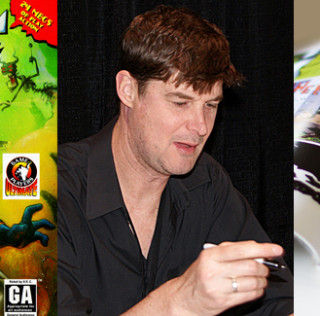 Graphic Novelist Doug TenNapel Joins Faculty