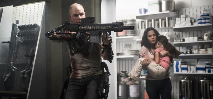 Troubled Angels: Neil Blomkamp's <em>Elysium</em>