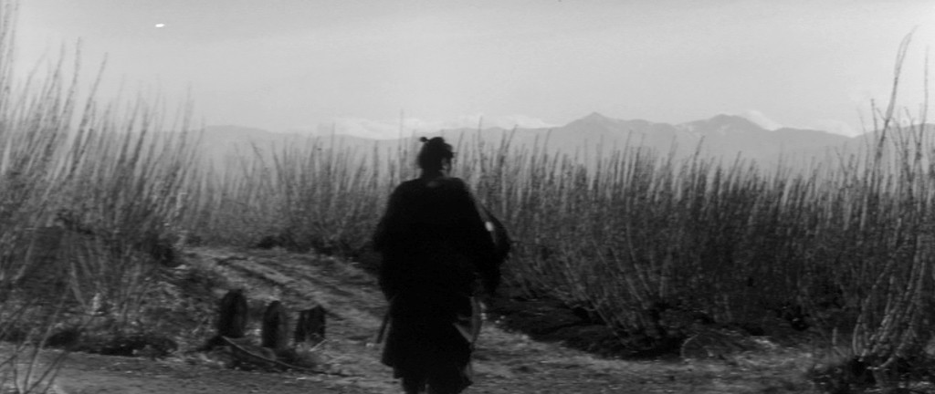 Lucas draws heavily from Akira Kurosawa's samurai films, such as Yojimbo.