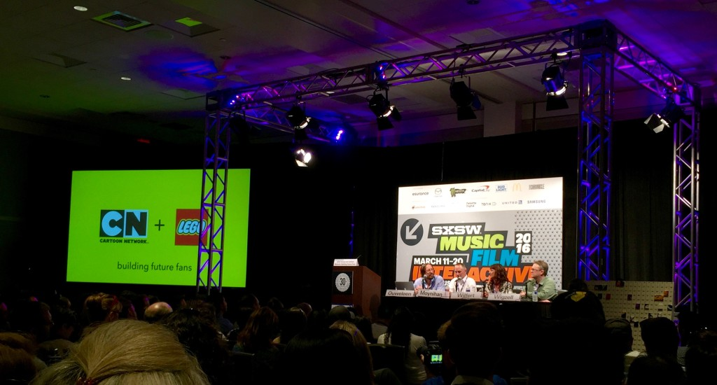 LEGO Group and Cartoon Network: Building Future Fans