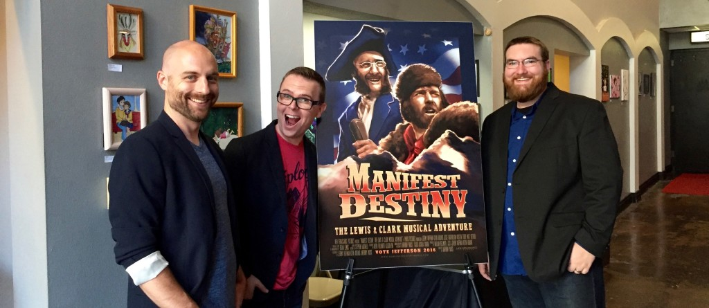 Filmmakers and Movie Poster