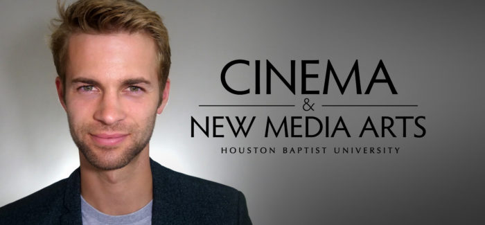 Filmmaker Chris Hartwell Joins HBU Faculty