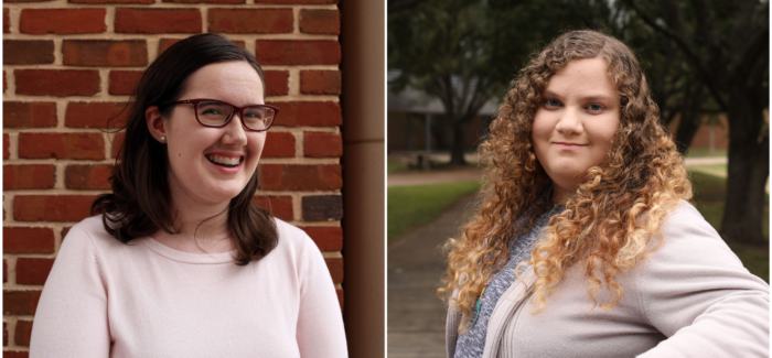 Meet Satellite Co-Editors Hannah Gentry and Claire Jones